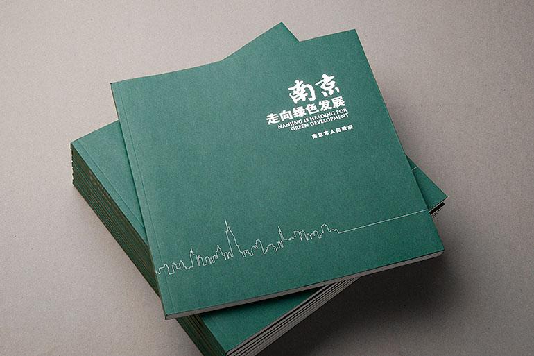 南京-走向绿色发展 城市形象画册插图(8)