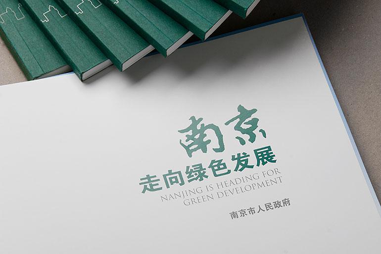 南京-走向绿色发展 城市形象画册插图(4)