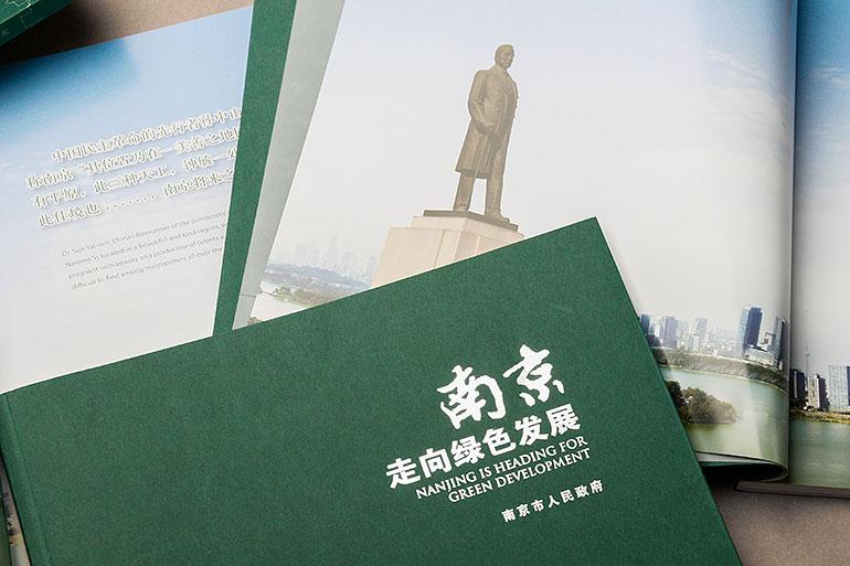 南京-走向绿色发展 城市形象画册插图(2)