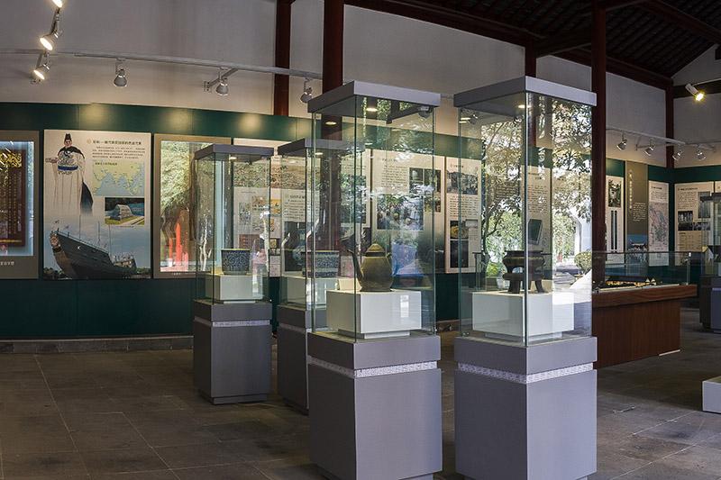 伊斯兰教文化展览策划设计承建-南京净觉寺插图(2)