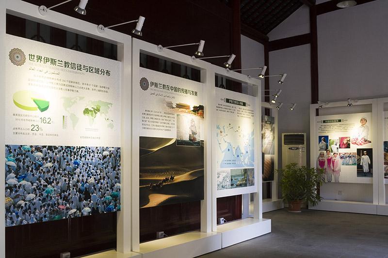 伊斯兰教文化展览策划设计承建-南京净觉寺插图(9)