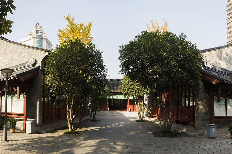伊斯兰教文化展览策划设计承建-南京净觉寺插图(13)